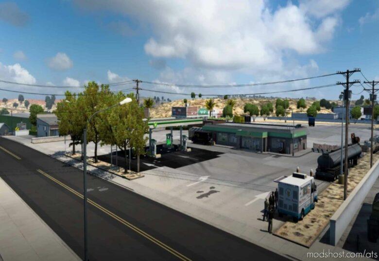 USA Reimagined for American Truck Simulator