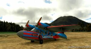 Grumman G-44 Widgeon Flying Octopus for Microsoft Flight Simulator 2020