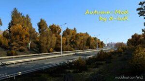 Autumn Mod [1.41.X] for Euro Truck Simulator 2