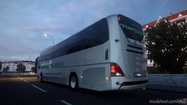 Neoplan NEW Tourliner 2021 13-14 [1.40 – 1.41.X] for Euro Truck Simulator 2