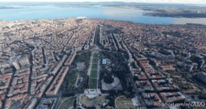 Lisbon for Microsoft Flight Simulator 2020