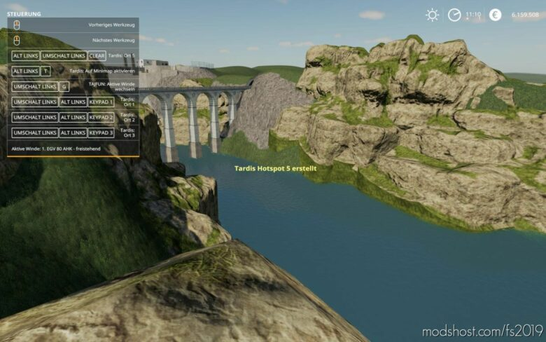 Vehicle Explorer V0.9.4.8 for Farming Simulator 19