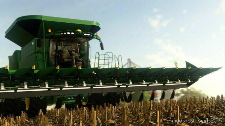 John Deere S700 Series V1.0.0.2 for Farming Simulator 19