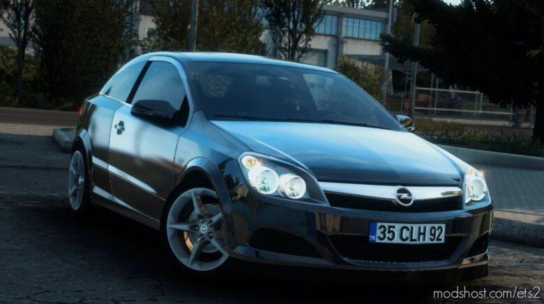 Opel Astra H V1R70 [1.40 – 1.41] for Euro Truck Simulator 2