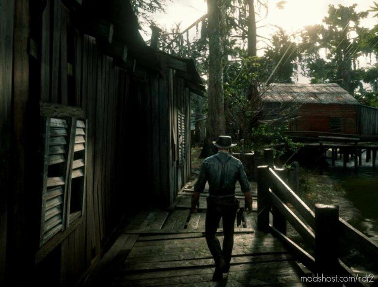Mhrahib RDR2 Preset for Red Dead Redemption 2