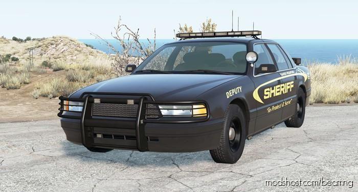 Gavril Grand Marshall Sandy Mountain Sheriff for BeamNG.drive