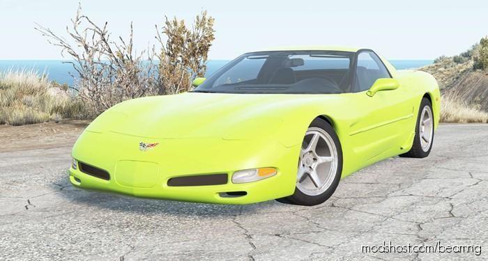 Chevrolet Corvette Z06 (C5) 2002 for BeamNG.drive
