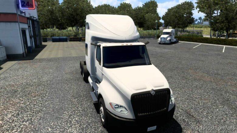 Camera Mirror for American Truck Simulator