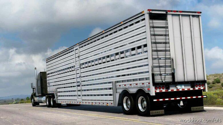 The Barrett Legend Livestock Ownable [1.41] for American Truck Simulator