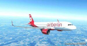 [A32NX] Airberlin Livery V0.0.0.1 for Microsoft Flight Simulator 2020