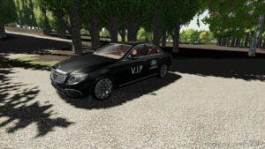 Mercedes Benz E-Class for Farming Simulator 19