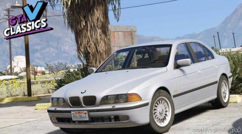 1997-2001 BMW 5 Series 535 I / 530 D E39 Us-Spec V1.6 for Grand Theft Auto V