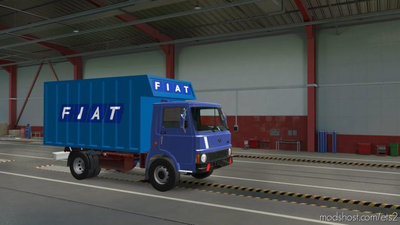Fiat 50 NC [1.41.X] for Euro Truck Simulator 2