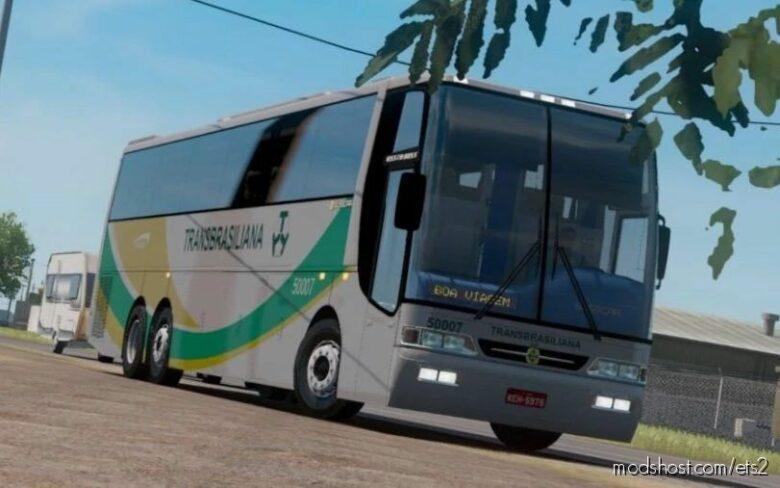 Imperamods Busses [1.41] for Euro Truck Simulator 2