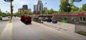 Coast To Coast Map V2.12.1 [1.41] for American Truck Simulator