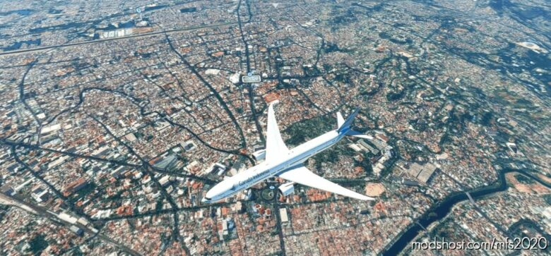 Aeronoms – Semarang Landmark for Microsoft Flight Simulator 2020