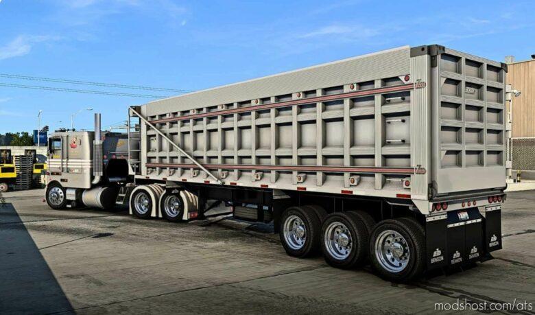 Ownable Benson END Dump [1.41] for American Truck Simulator