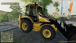 Volvo BL61B V2.0 for Farming Simulator 19