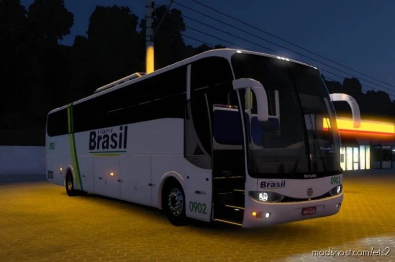 Marcopolo Paradiso 1200 G6 4X2 [1.41] for Euro Truck Simulator 2