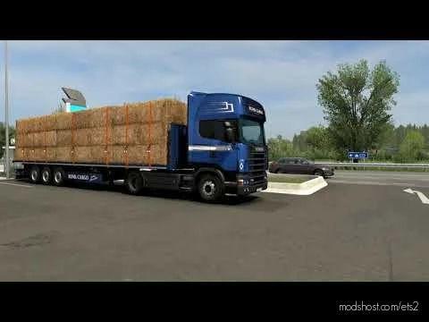 Scania DC11 380 Euro 3 [1.41.X] for Euro Truck Simulator 2