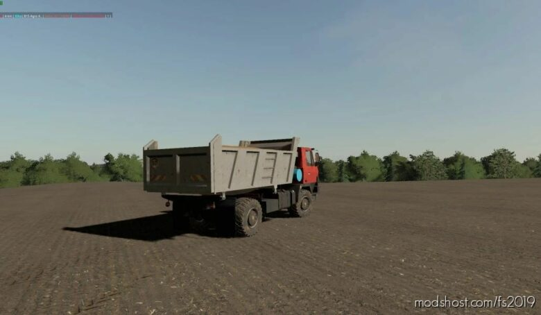 Tatra 815 4X4 for Farming Simulator 19