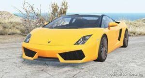 Lamborghini Gallardo LP 560-4 Bicolore 2011 for BeamNG.drive