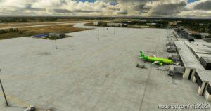 Kazan International Airport Uwkd for Microsoft Flight Simulator 2020