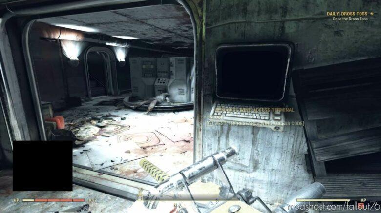 NO More West-Tek Doors for Fallout 76