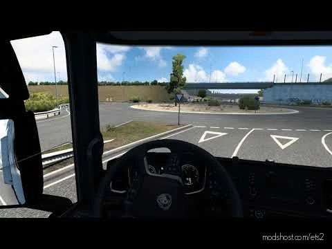 Scania New generation Vanherk Open pipe R650 V1.1 [1.41.X] for Euro Truck Simulator 2