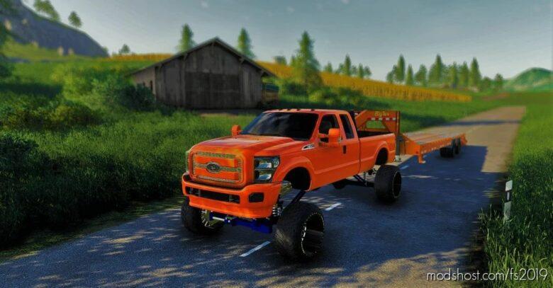 2015 Ford Edit for Farming Simulator 19