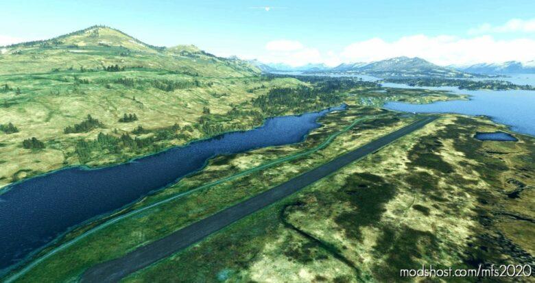 Akhiok (Pakh), AK, US for Microsoft Flight Simulator 2020