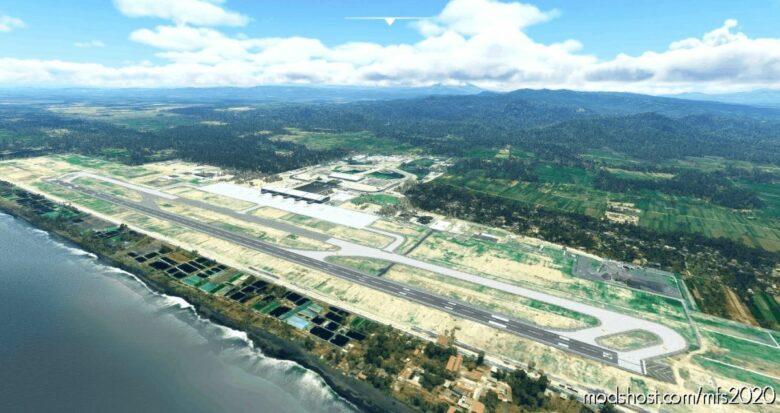 Yogyakarta Intl Airport, Kulon Progo (Wahi) V1.20 for Microsoft Flight Simulator 2020