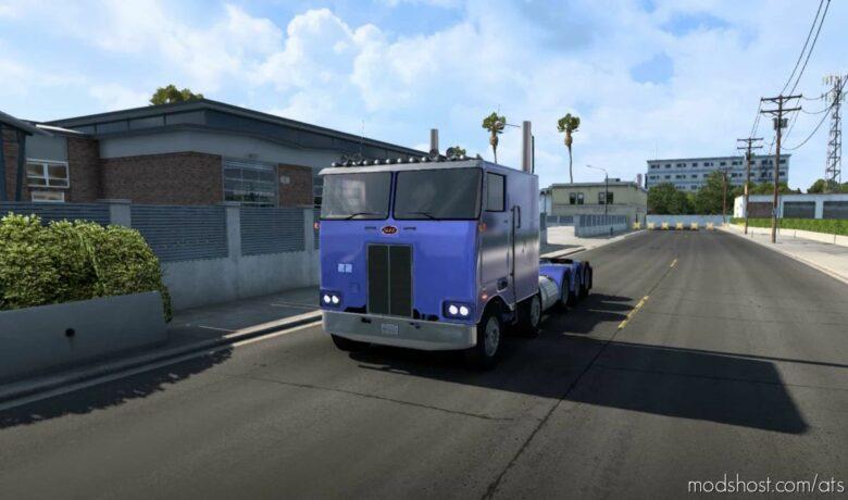Peterbilt 352/362 Truck V4.140.0 [1.41.X] for American Truck Simulator