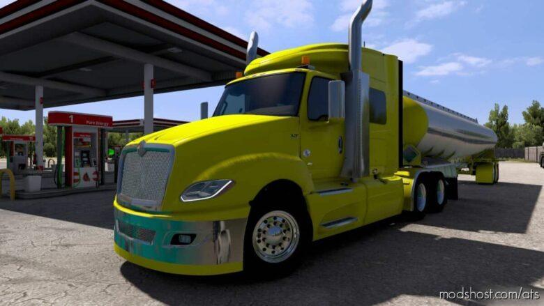 International LT Parts SCS for American Truck Simulator