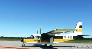 BN2A Vaengir Tf-Red Request V1.1 for Microsoft Flight Simulator 2020