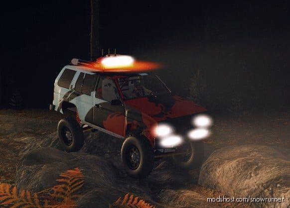 Trailfinder V1.1 for SnowRunner