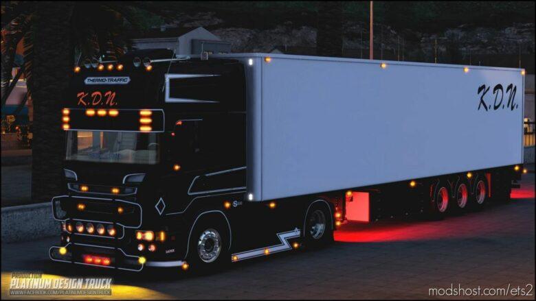 Scania KDN [1.41.X] for Euro Truck Simulator 2