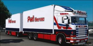Scania PWT 164 [1.41.X] for Euro Truck Simulator 2