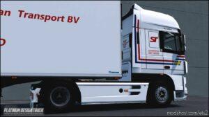 "DAF XF 105 + Trailer""Jelle Schouwstra [1.41.X] for Euro Truck Simulator 2"