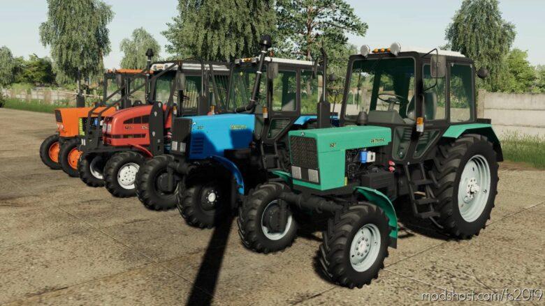 MTZ – 82/892/920.3 / Yumz V1.5 for Farming Simulator 19