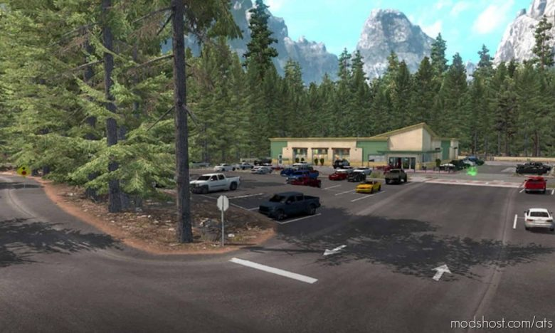 Reforma Map V2.1.8.3 [1.41] for American Truck Simulator