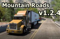Mountain Roads V1.2.4 for American Truck Simulator
