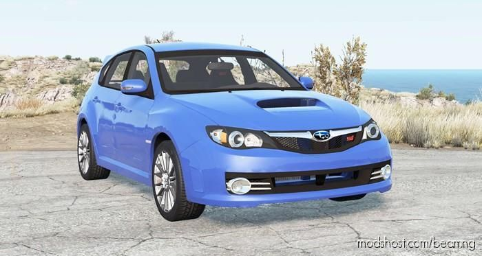 Subaru Impreza WRX STI (GRB) 2008 for BeamNG.drive