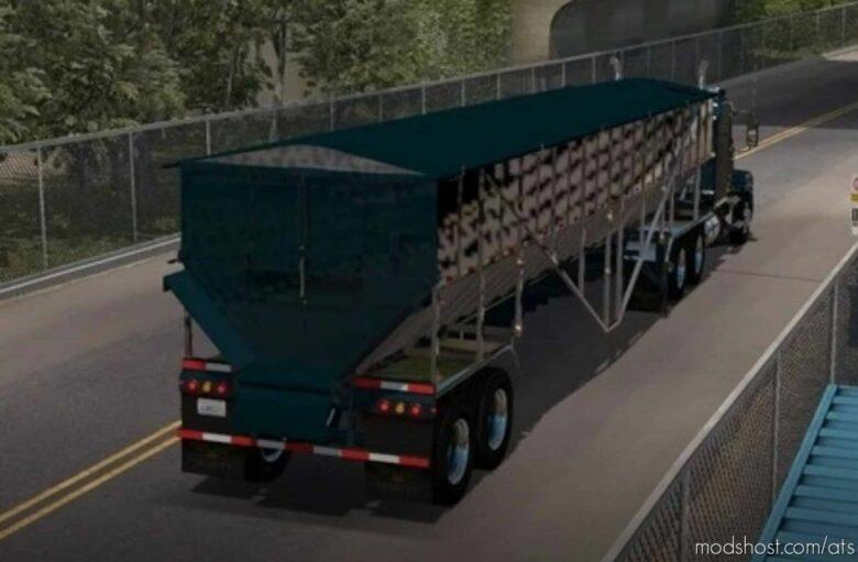 Trinity Agriflex Trailer V1.2 [1.41.X] for American Truck Simulator