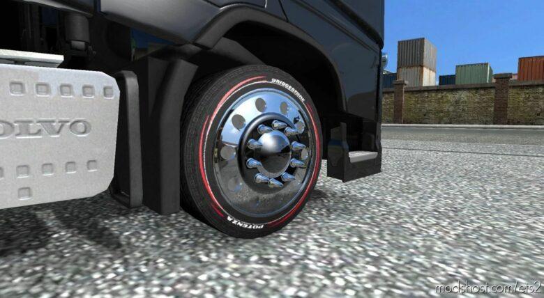 Tire Whine & Gravel Sound Mod V4.0 for Euro Truck Simulator 2