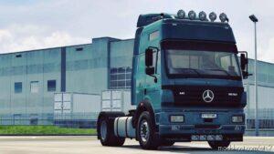 Mercedes Benz SK [1.41.X] for Euro Truck Simulator 2