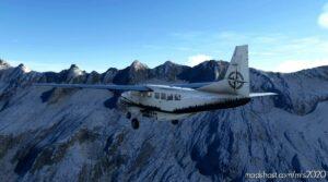NC76 GET Wild Livery C208 for Microsoft Flight Simulator 2020