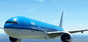 Captainsim 777-300 – KLM Asia (OLD Livery) for Microsoft Flight Simulator 2020