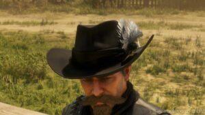 Black Exotic HAT for Red Dead Redemption 2
