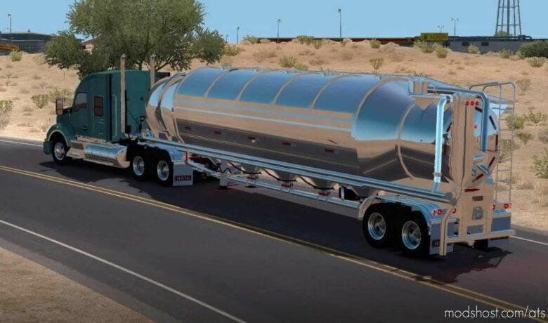 Ownable Heil Superflo Pneumatic Tanker V1.1 [1.41.X] for American Truck Simulator